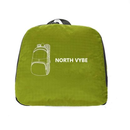 North Vybe folded backpack