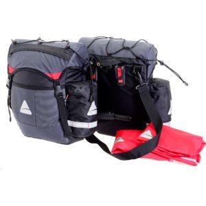 north vybe bike bags