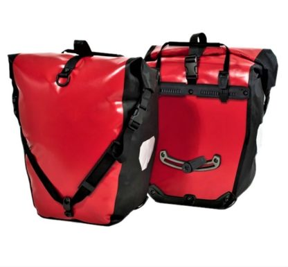 north vybe bike panniers