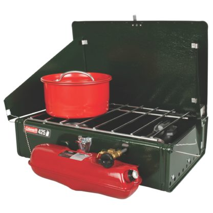 north vybe coleman oven grill
